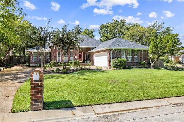 4600 Shoal Creek Drive, College Station, TX 77845 (#21013827) :: ORO Realty