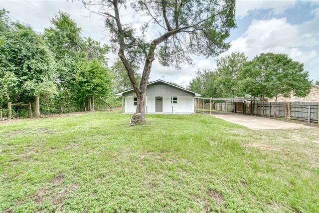 4105 Milton Street, Bryan, TX 77803 (#21013886) :: ORO Realty