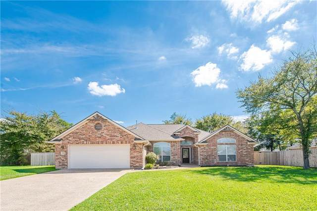 2705 Hickory Court, Bryan, TX 77808 (MLS #21013895) :: Treehouse Real Estate
