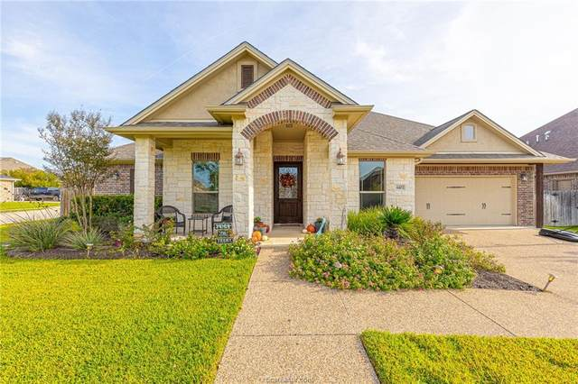 4401 Norwich Drive, College Station, TX 77845 (MLS #21013929) :: Treehouse Real Estate