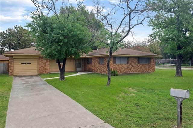 2901 Tennessee Avenue, Bryan, TX 77803 (MLS #21013982) :: RE/MAX 20/20