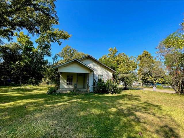 601 S Glass Street, Franklin, TX 77856 (MLS #21014032) :: The Lester Group