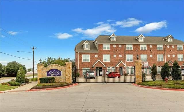 1198 Jones Butler Road #1803, College Station, TX 77840 (MLS #21014036) :: RE/MAX 20/20