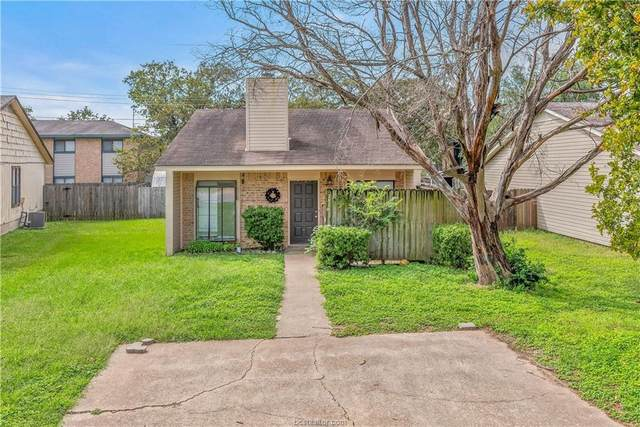2820 Forest Bend, Bryan, TX 77801 (MLS #21014043) :: RE/MAX 20/20