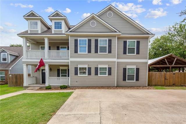 1122 Detroit Street, College Station, TX 77840 (MLS #21014056) :: Treehouse Real Estate