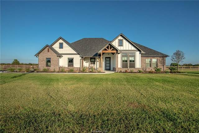12963 S. Dowling, College Station, TX 77845 (MLS #21014070) :: RE/MAX 20/20