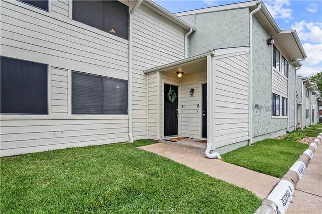 4517 Carter Creek Parkway #8, Bryan, TX 77802 (MLS #21014071) :: RE/MAX 20/20