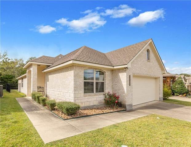 1748 Twin Pond Circle, College Station, TX 77845 (MLS #21014103) :: RE/MAX 20/20