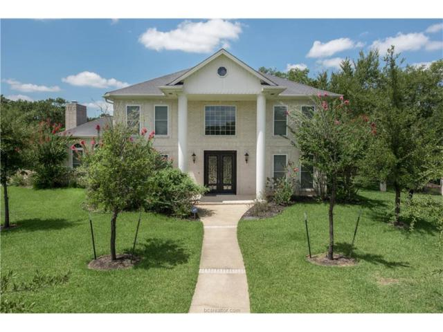 9204 Lake Forest Court, College Station, TX 77845 (MLS #17000065) :: Cherry Ruffino Realtors