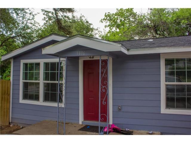 1416 Conroy Street, Bryan, TX 77808 (MLS #17003461) :: Platinum Real Estate Group