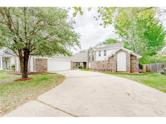 2341 W Briargate Drive, Bryan, TX 77802 (MLS #17005452) :: Cherry Ruffino Realtors