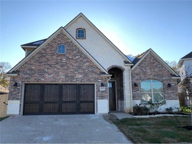 4037 Crestmont Drive, College Station, TX 77845 (MLS #17005540) :: The Lester Group