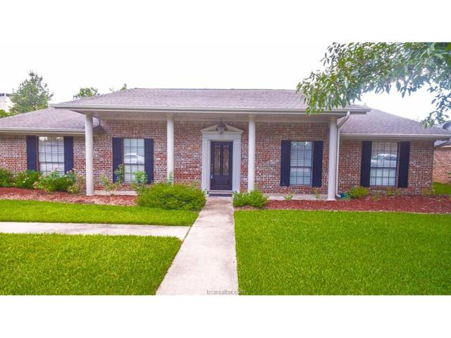 2605 Arbor Drive, Bryan, TX 77802 (MLS #17010566) :: Cherry Ruffino Realtors