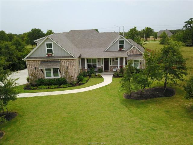 4906 Williams Ridge Court, College Station, TX 77845 (MLS #17010571) :: Cherry Ruffino Realtors