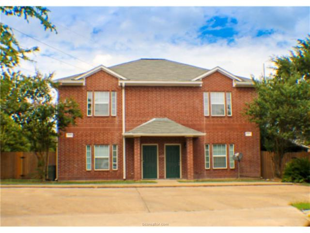 1500 Maglothin Court, Bryan, TX 77802 (MLS #17011201) :: The Tradition Group