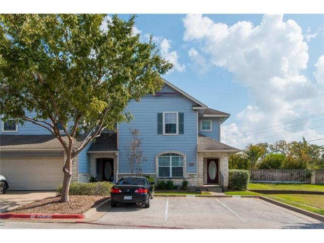 1341 Canyon Creek Circle, College Station, TX 77840 (MLS #17017166) :: The Lester Group