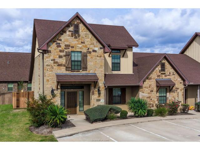 3221 Sergeant Drive, College Station, TX 77845 (MLS #17017261) :: The Lester Group