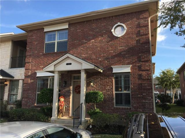 323 Forest Drive #323, College Station, TX 77840 (MLS #17017302) :: The Lester Group