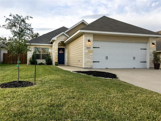 4135 Whispering Creek Drive, College Station, TX 77845 (MLS #17017547) :: The Lester Group