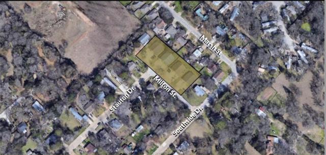 4005,4009,4011 & 410 Milton Street, Bryan, TX 77803 (MLS #17019208) :: The Lester Group