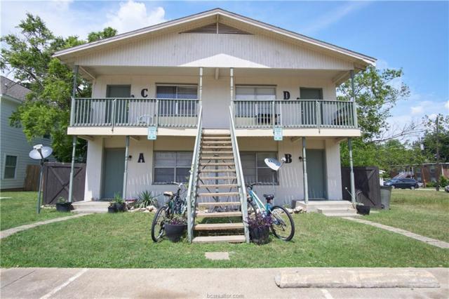 4405 Aspen Street, Bryan, TX 77801 (MLS #18000508) :: Platinum Real Estate Group