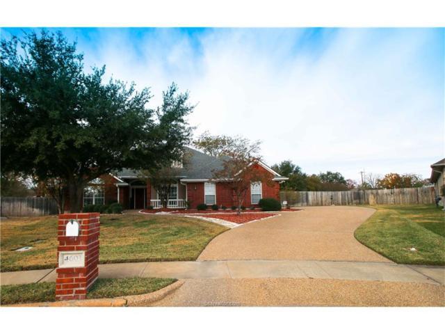 4603 Park Ridge, Bryan, TX 77802 (MLS #18000659) :: Cherry Ruffino Realtors