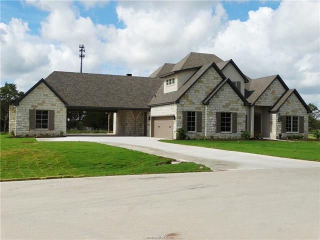4430 Williams Lake Drive, College Station, TX 77845 (MLS #18001922) :: The Tradition Group