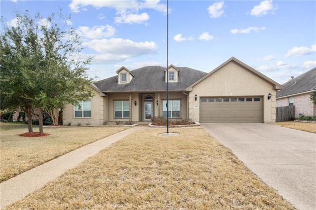 318 Sapphire Drive, College Station, TX 77845 (MLS #18001963) :: The Tradition Group