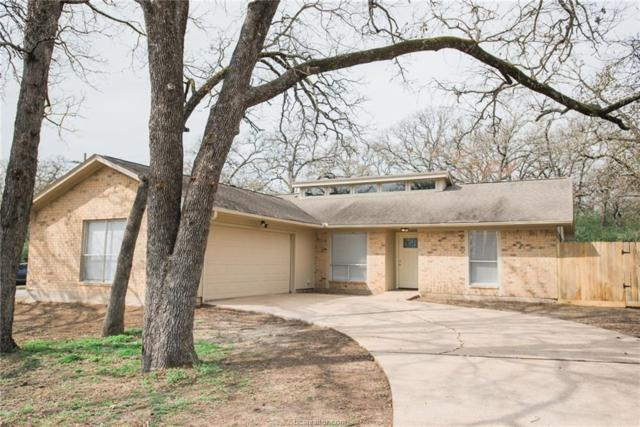 2401 Glacier Drive, Bryan, TX 77803 (MLS #18003175) :: The Tradition Group