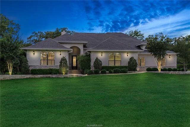 3649 Calusa Springs Drive, College Station, TX 77845 (MLS #18003214) :: Cherry Ruffino Realtors