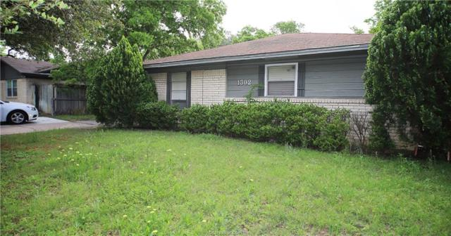 1302 Timm Drive, College Station, TX 77840 (MLS #18004455) :: Treehouse Real Estate