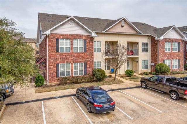 801 Luther Street #1505, College Station, TX 77840 (MLS #18004549) :: The Tradition Group