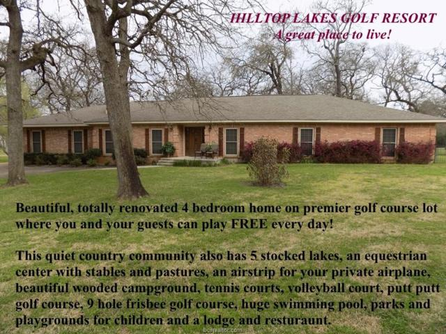 20 Bobby Jones Lane, Hilltop Lakes, TX 77871 (MLS #18004707) :: Platinum Real Estate Group