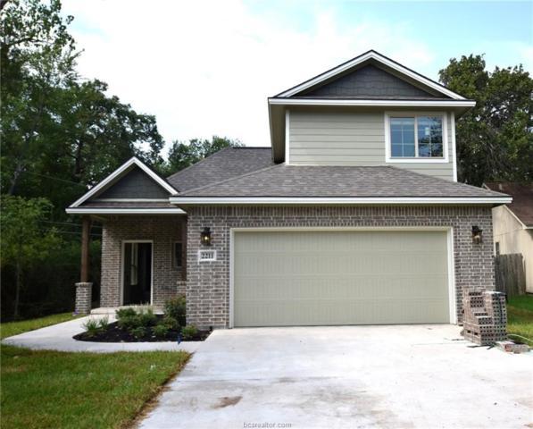 2211 Lobo Drive, Bryan, TX 77807 (MLS #18004913) :: Treehouse Real Estate