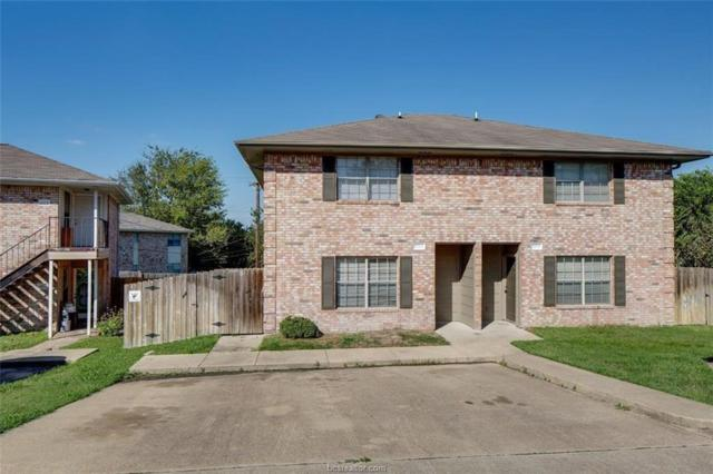 1205 Vinyard A/B, College Station, TX 77840 (MLS #18005119) :: Treehouse Real Estate