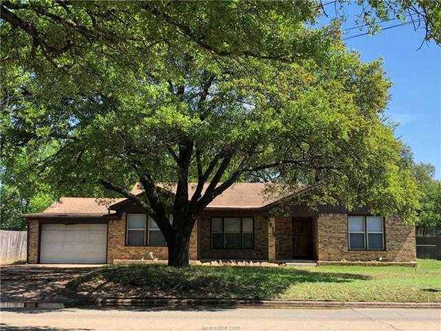 1410 E 29th Street, Bryan, TX 77802 (MLS #18006730) :: The Tradition Group
