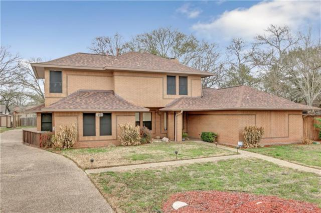 1205 Deacon Drive, College Station, TX 77845 (MLS #18006863) :: The Tradition Group