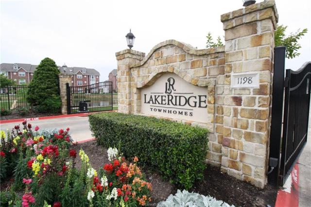 1198 Jones Butler Road #2708, College Station, TX 77840 (MLS #18007606) :: The Tradition Group