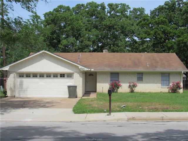 4603 Laura Lane, Bryan, TX 77803 (MLS #18007608) :: The Lester Group