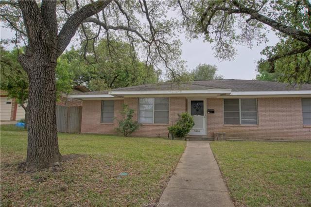 3806 Oaklawn Street, Bryan, TX 77801 (MLS #18008794) :: RE/MAX 20/20