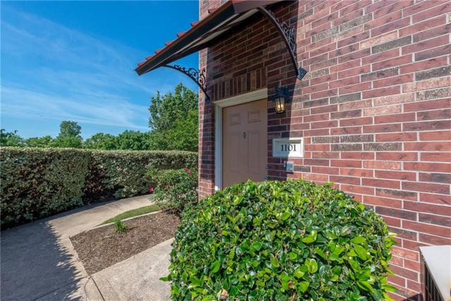 801 Luther Street #1101, College Station, TX 77840 (MLS #18009014) :: RE/MAX 20/20