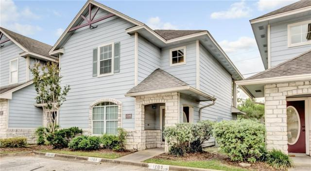 1209 Canyon Creek, College Station, TX 77840 (MLS #18009175) :: Treehouse Real Estate