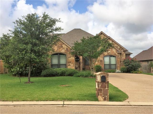 2444 Stone Castle, College Station, TX 77845 (MLS #18009518) :: Chapman Properties Group