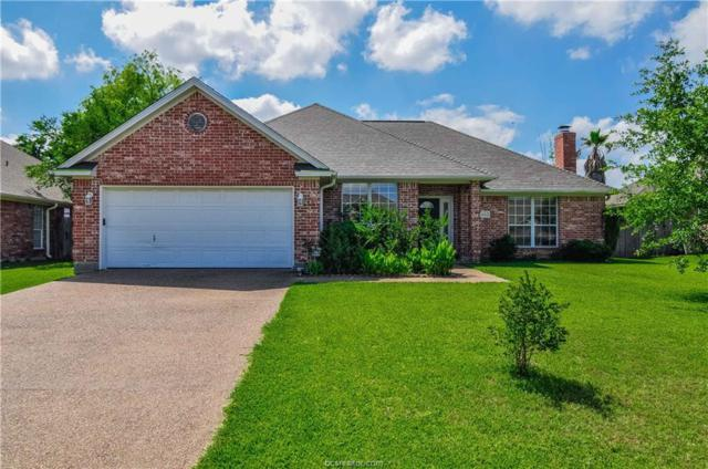 606 Brussels Drive, College Station, TX 77845 (MLS #18009552) :: The Lester Group