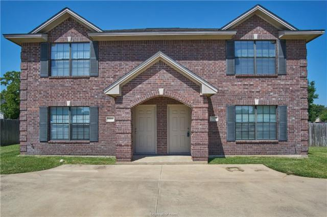 2529 Teal Drive, College Station, TX 77840 (MLS #18009579) :: Cherry Ruffino Realtors