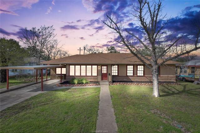 704 E North Avenue, Bryan, TX 77802 (MLS #18010033) :: NextHome Realty Solutions BCS