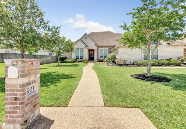 903 Olympic Court, College Station, TX 77845 (MLS #18010051) :: Platinum Real Estate Group