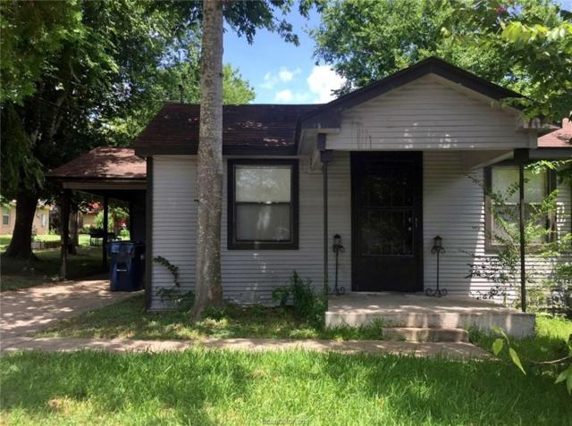 603 Lincoln, College Station, TX 77840 (MLS #18011547) :: RE/MAX 20/20