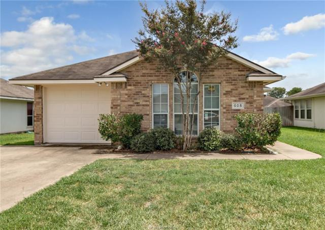 608 Harvest Drive, College Station, TX 77845 (MLS #18011971) :: Cherry Ruffino Team