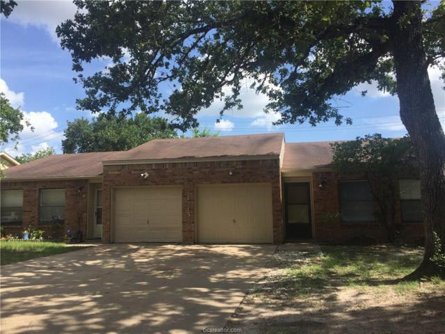 2213 Young Place, Bryan, TX 77807 (MLS #18012439) :: Treehouse Real Estate